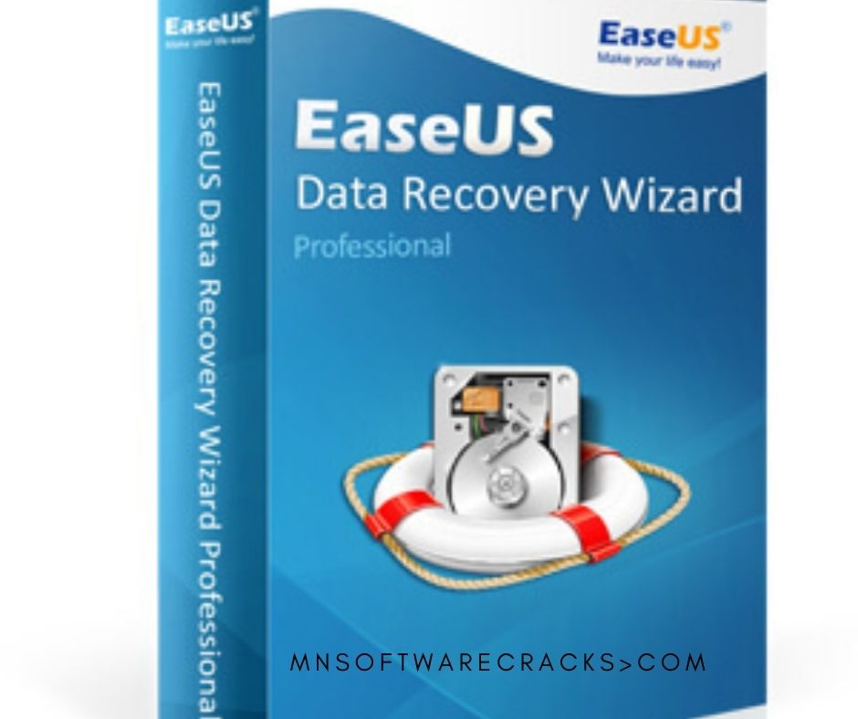 EaseUS Data Recovery Wizard Crack 14.2 With License Code 2021 Download