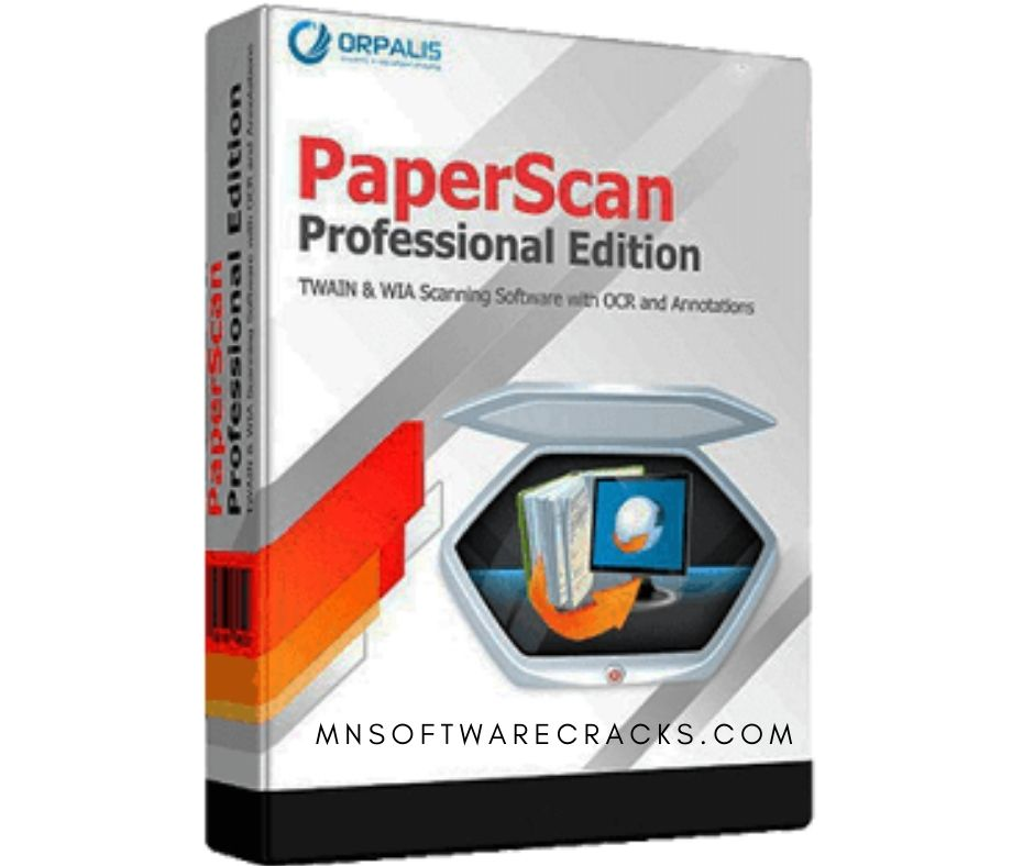 PaperScan Pro 3.0.127 License Key With Crack 2021 Free Download