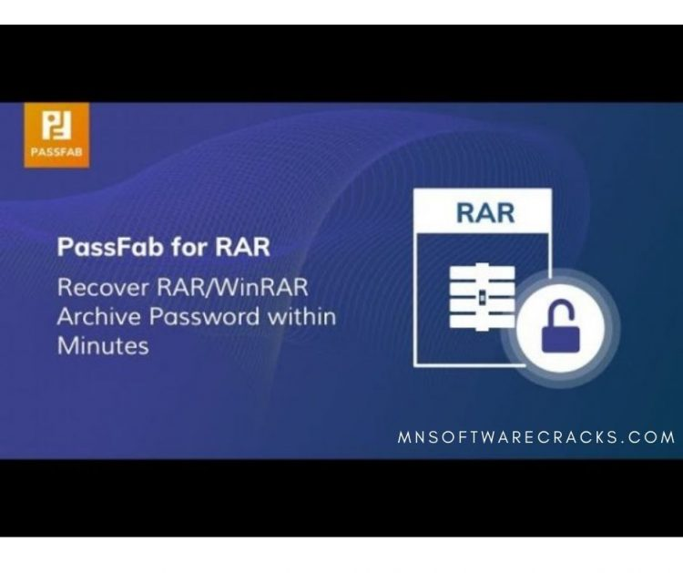 PassFab For RAR 9.4.4.0 With Crack 2021 Free